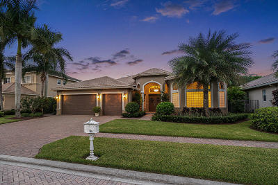 Boynton Beach Single Family Home For Sale: 6567 Cobia Circle
