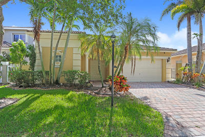 Coral Springs Single Family Home For Sale: 5825 NW 122 Drive