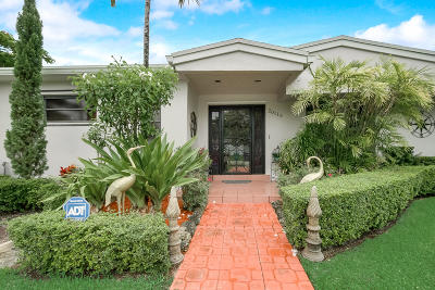 Miami-Dade County Single Family Home For Sale: 20115 Ocean Curve Drive