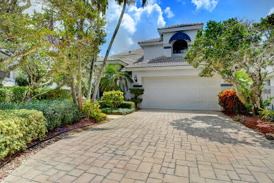 Boca Raton Single Family Home For Sale: 2105 NW 60th Circle