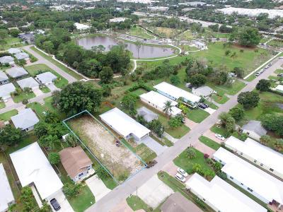 Jupiter Residential Lots & Land For Sale: 17711 Carver Avenue