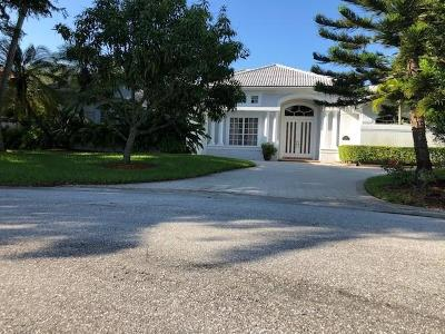 Palm Beach Gardens Single Family Home For Sale: 86 Cayman Place