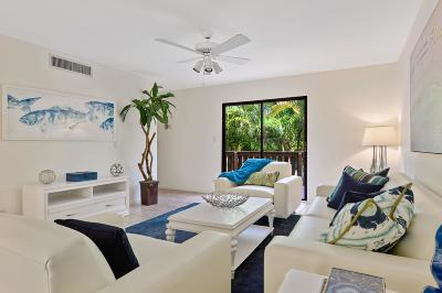 Delray Beach Townhouse For Sale: 200 S Ocean Boulevard #A-121