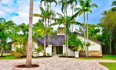 Wellington Single Family Home For Sale: 12677 Pineacre Lane