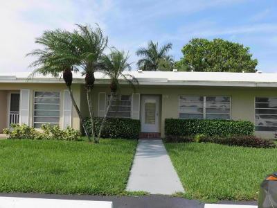 Boca Raton Condo For Sale: 8619 Bella Vista Drive