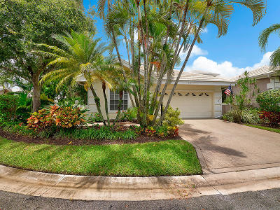 Palm Beach Gardens Single Family Home For Sale: 249 Canterbury Circle
