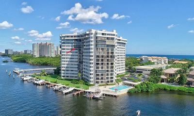 Highland Beach Condo For Sale: 3912 S Ocean Boulevard #1111