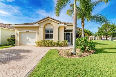Wellington Single Family Home For Sale: 10776 Oak Bend Way