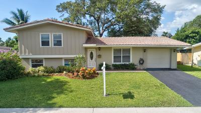 Boca Raton Single Family Home For Sale: 1144 SW 4th Street