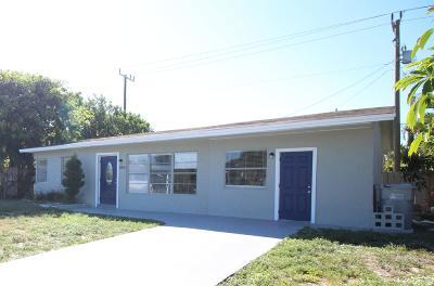 Pompano Beach FL Rental For Rent: $2,100