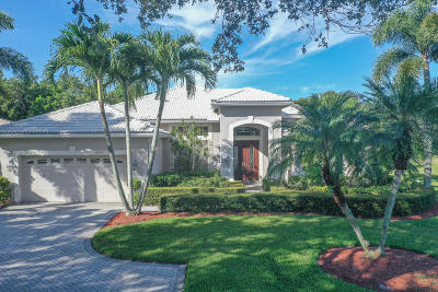 St Lucie County Single Family Home For Sale: 1609 SE Ballantrae Court