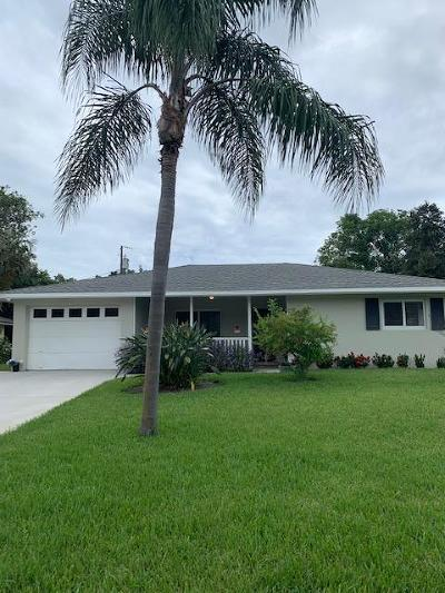 Tequesta Single Family Home For Sale: 363 Beacon Street