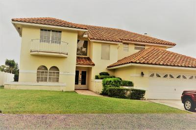 Boca Raton Single Family Home For Sale: 23317 Lago Mar Circle