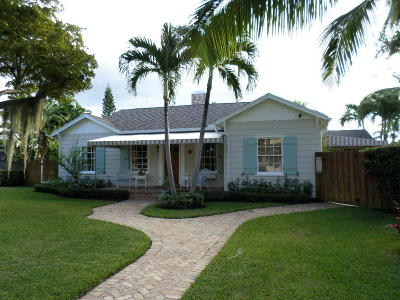 Delray Beach Single Family Home For Sale: 521 Swinton Avenue