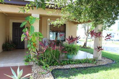 Port Saint Lucie Single Family Home For Sale: 25 Mediterrean Blvd. Boulevard