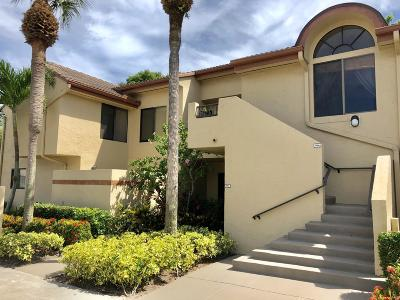 Delray Beach Condo For Sale: 7533 Glendevon Lane #906