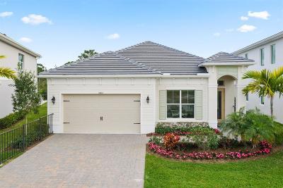 Stuart Single Family Home For Sale: 4580 SW Ardsley Drive