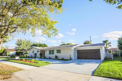 Lake Worth Single Family Home For Sale: 1819 17th Ave N