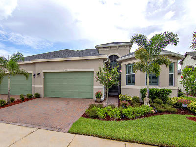 Single Family Home For Sale: 11033 SW Sunrise Lake Drive