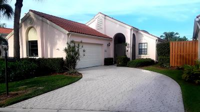 Palm Beach Gardens Single Family Home For Sale: 13134 La Lique Circle