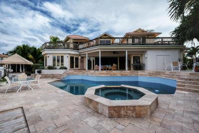 Ocean Ridge Single Family Home For Sale: 125 Marlin Drive