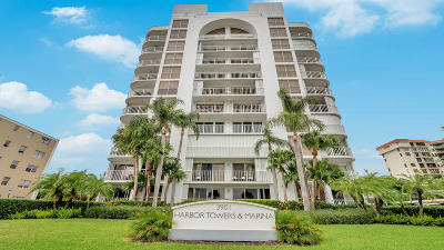 West Palm Beach Condo For Sale: 3901 S Flagler Drive #1104