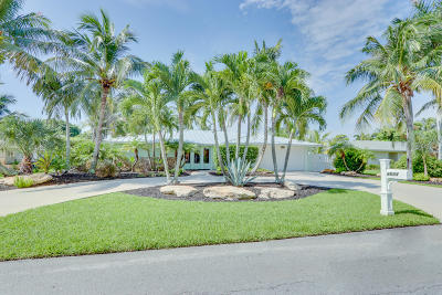 Boynton Beach Single Family Home Contingent: 4634 Palo Verde Drive