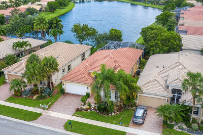 Lake Worth Single Family Home For Sale: 8680 Via Avellino