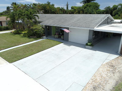 Boynton Beach Single Family Home For Sale: 330 SW 10th Avenue