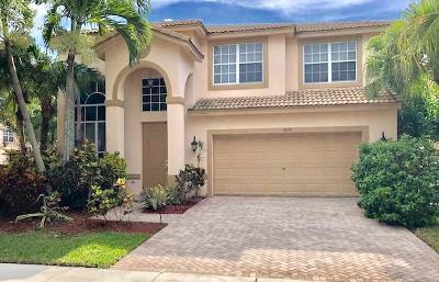 Delray Beach Single Family Home For Sale: 1632 E Classical Boulevard