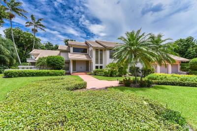 Boca Raton Single Family Home For Sale: 3275 S Saint Charles Street