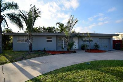 Boca Raton Single Family Home For Sale: 3501 NE 4th Avenue