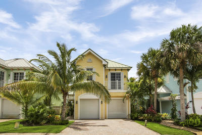 Hobe Sound Single Family Home For Sale: 8016 SE Asaro Street