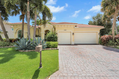 Boca Raton Single Family Home Contingent: 17406 Pavaroso Street