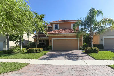 Palm Beach Gardens Single Family Home For Sale: 4905 Pacifico Court