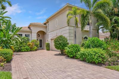 Palm Beach Gardens Single Family Home For Sale: 34 Laguna Terrace