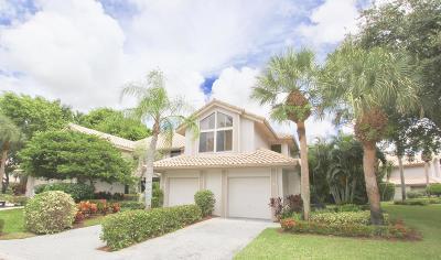 Delray Beach Condo For Sale: 16898 Isle Of Palms Drive #C