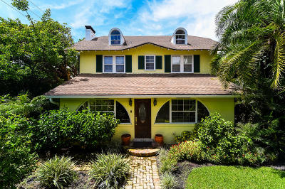 Palm Beach Single Family Home For Sale: 400 Seaspray Avenue