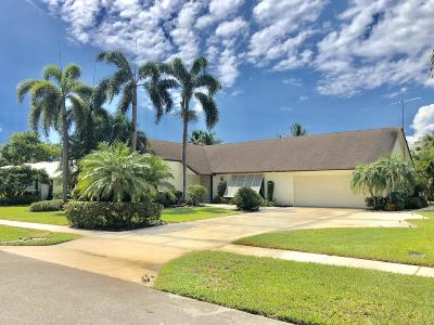 Boynton Beach Single Family Home For Sale: 752 SW 35th Avenue