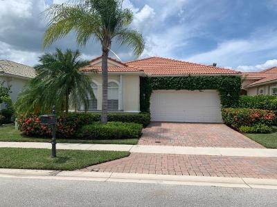 Palm Beach Gardens Single Family Home For Sale: 121 Casa Grande Court
