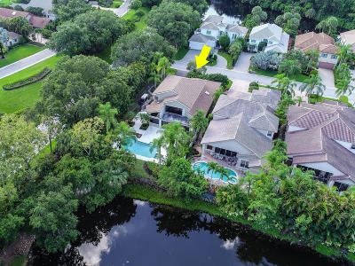 Palm Beach Gardens FL Single Family Home For Sale: $625,000