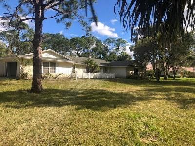West Palm Beach Single Family Home For Auction: 15268 78th Drive