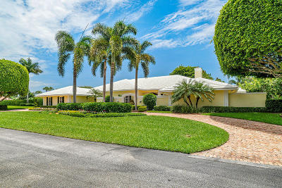 Boynton Beach Single Family Home For Sale: 10834 Gleneagles Road