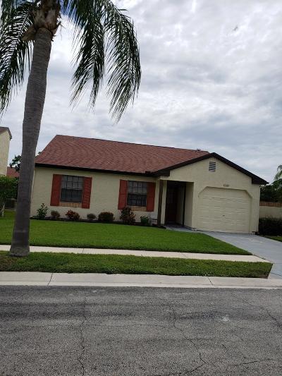 Port Saint Lucie Single Family Home For Sale: 1331 SE Carrington Court SE