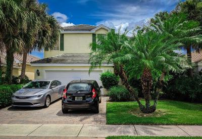 Royal Palm Beach Single Family Home For Sale: 127 Canterbury Place
