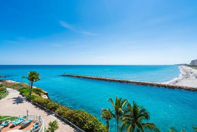 Palm Beach County Condo For Sale: 1000 S Ocean Boulevard #303