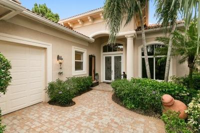 Palm Beach Gardens Single Family Home For Sale: 312 Porto Vecchio Way