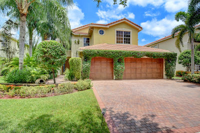 Delray Beach Single Family Home For Sale: 9899 Savona Winds Drive
