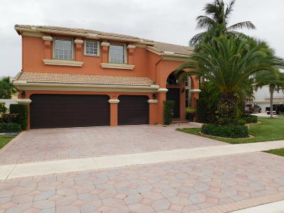 Royal Palm Beach Single Family Home For Sale: 2147 Bellcrest Circle