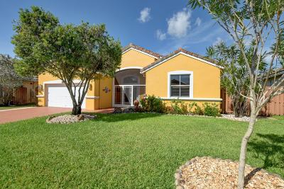 Boynton Beach Single Family Home For Sale: 9204 Cove Point Circle